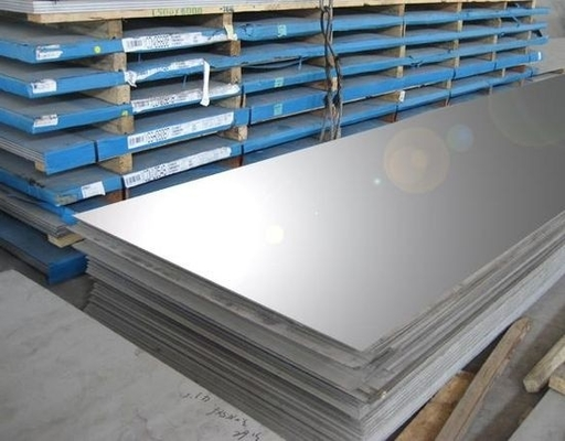 Stainless Steel Duplex Steel Plate S31803 S32205 S32750