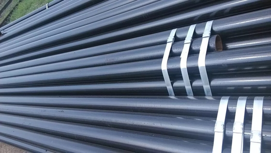 Astm A106 Gr B Seamless Steel Tube Carbon Steel Pipe Api 5l Sch40 Hot Rolled
