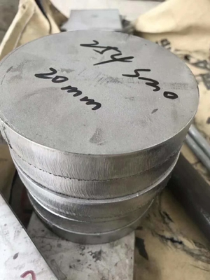 S31254 254SMO Hot Rolled Alloys Stainless Steel Plates 1.5-3mm Thickness